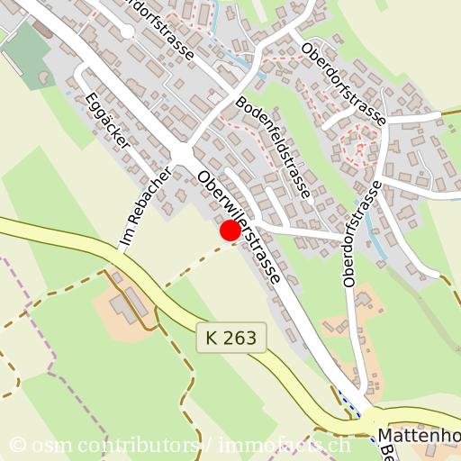 Wohnung zu vermieten - Hhenweg 53, 8965 Berikon - 3