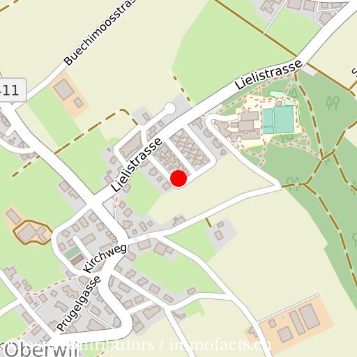 Mbliertes Wohnobjekt mieten in 8966 (Oberwil-Lieli